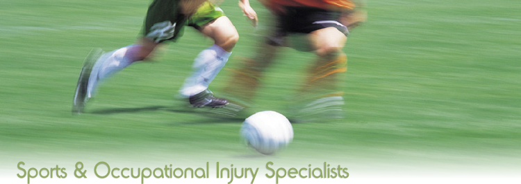 Sports & Occupational Injury Specialists